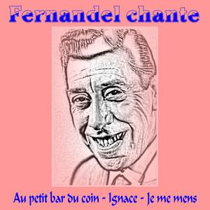 Fernandel chante album
