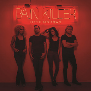 Little Big Town Faster Gun cover
