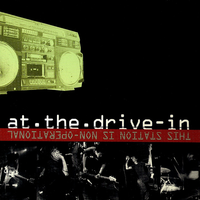 at the drive in relationship of command discogs app