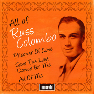 All of Russ Colombo album