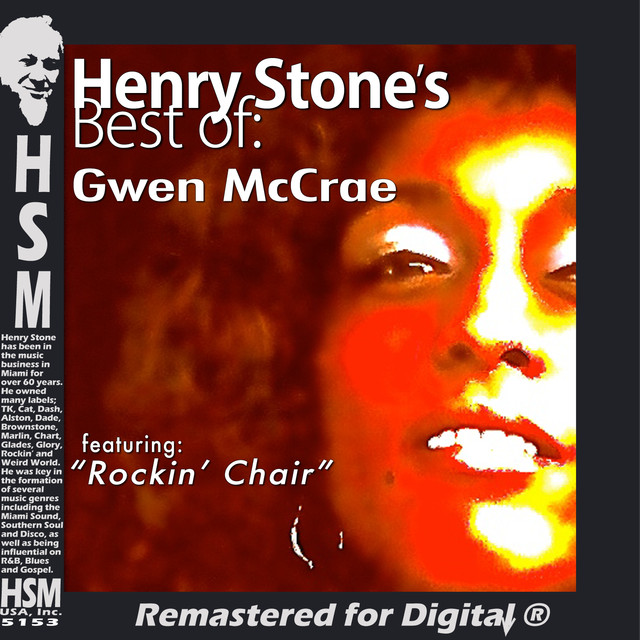 Henry Stone's Best of Gwen Mccrae