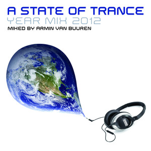 A State Of Trance Year Mix 2012 (Unmixed Edits) Albumcover