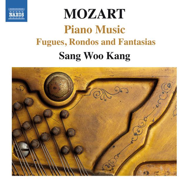 Mozart: Fugues, Rondos & Fantasias Albumcover