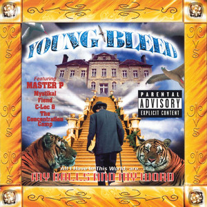 Young Bleed, Silkk the Shocker, Master P Bring The Noise - feat. Mystikal and Master P cover