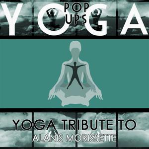 Yoga Pop Ups Ironic cover