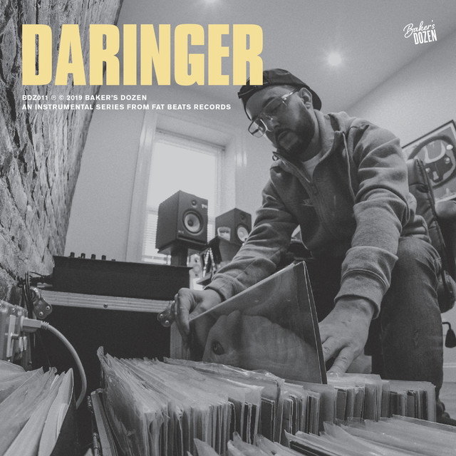 Album cover for Baker's Dozen: Daringer by Daringer