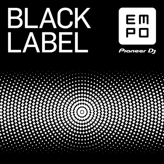 Various Artists Empo Black Label By Pioneer DJ album cover
