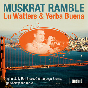 Lu Watters, Yerba Buena Tiger Rag cover