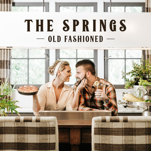 Album cover for Old Fashioned by The Springs