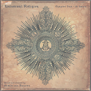 Universal Religion Chapter One (Mixed by Armin van Buuren) Albumcover