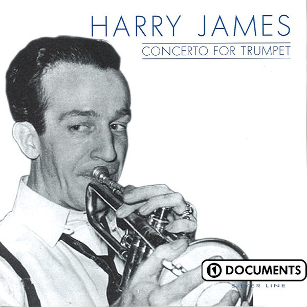 Harry James Concerto for Trumpet album cover