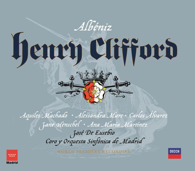 Albéniz: Henry Clifford (2 CDs)