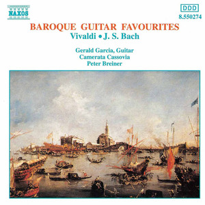 Baroque Guitar Favourites album