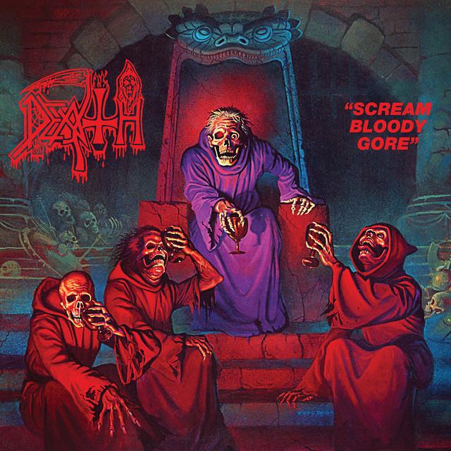 Scream Bloody Gore (Reissue)