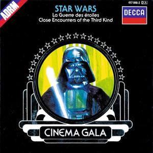 Star Wars Suite; Close Encounters of the Third Kind Suite album
