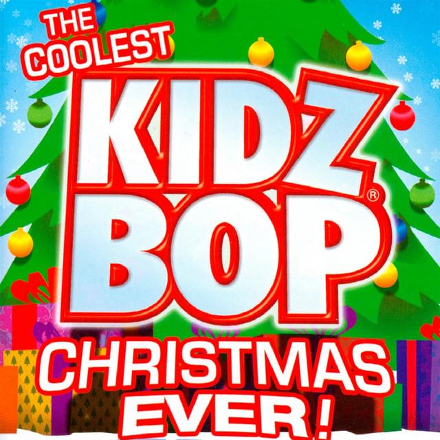 Kidz Bop The Coolest Kidz Bop Christmas Ever album cover