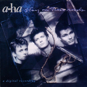 a-ha There's Never a Forever Thing cover