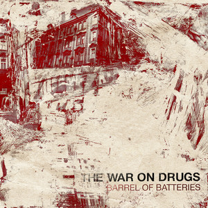 Barrel Of Batteries Albumcover