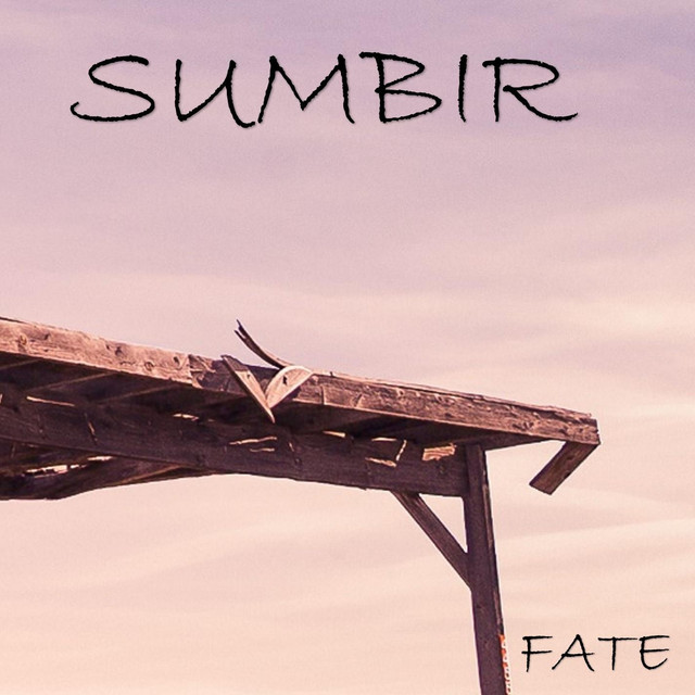 Album cover for Fate by Sumbir