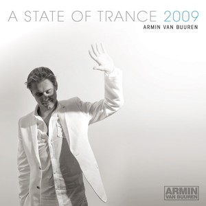 A State Of Trance 2009 (Mixed Version) Albumcover