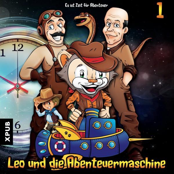 Leo und die Abenteuermaschine