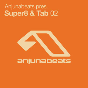 Anjunabeats pres. Super8 & Tab 02 Albumcover