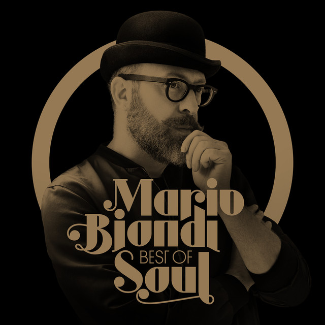 Album cover for Best of Soul by Mario Biondi