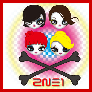 2NE1 2nd Mini Album - 2NE1