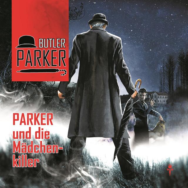 Folge 3: Parker und die Mädchenkiller Cover
