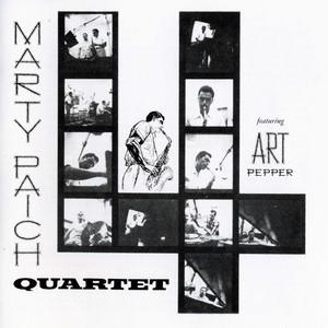 The Marty Paich Quartet Featuring Art Pepper album