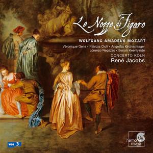 Mozart: Le nozze di Figaro Albümü
