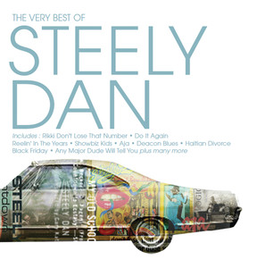 The Very Best of Steely Dan album