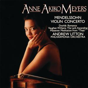 Mendelssohn Concerto album