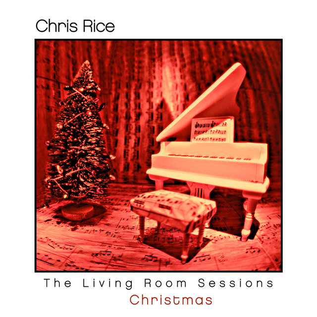 Chris Rice The Living Room Sessions: Christmas album cover