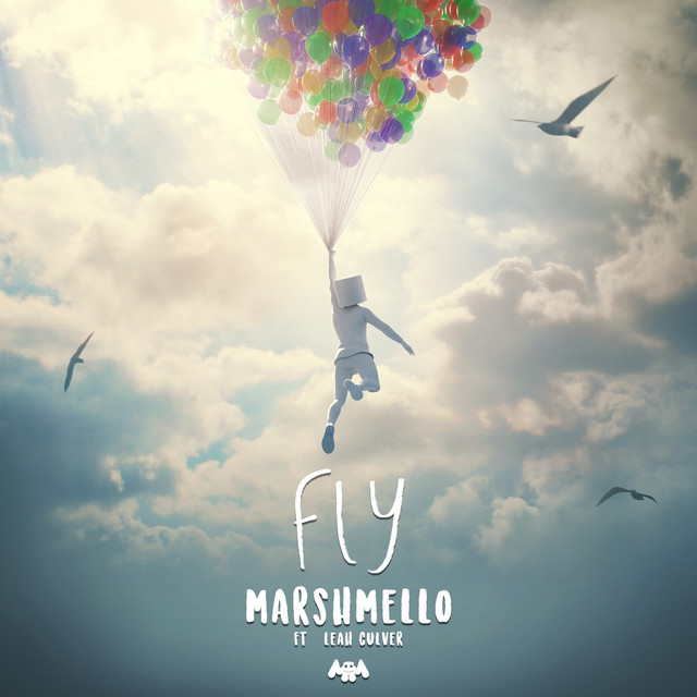 Fly by Marshmello, Leah Culver
