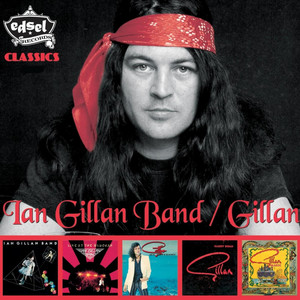 Ian Gillan Band, Gillan Smoke On The Water cover