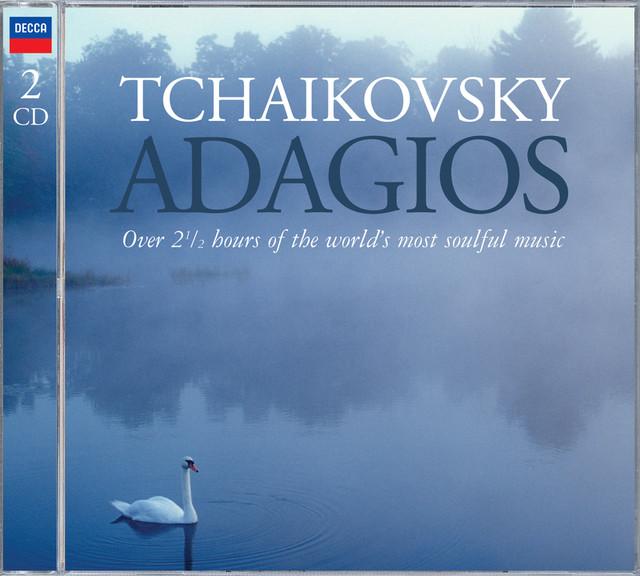 Tchaikovsky Adagios Albumcover