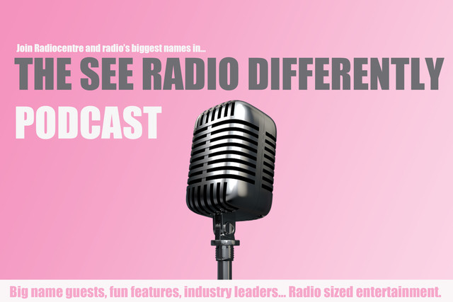 The See Radio Differently Podcast: Diversity, jingles and 3D