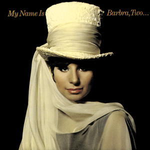 My Name Is Barbra, Two... Albumcover