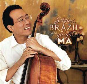 Obrigado Brazil (Remastered) Albumcover