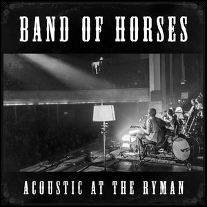 Acoustic at The Ryman (Live) Albumcover