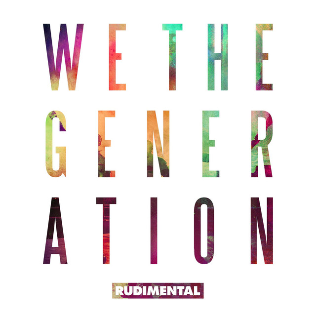 We The Generation (Deluxe Edition) Albumcover