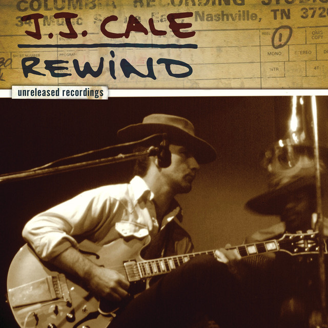 J.J. Cale Rewind album cover