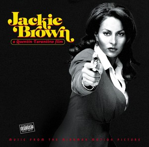 Jackie Brown (Music From The Miramax Motion Picture) Albumcover