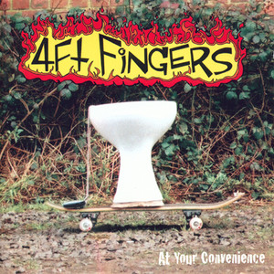 At Your Convenience - 4ft Fingers