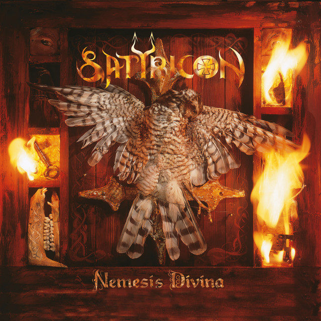 Album cover for Nemesis Divina by Satyricon