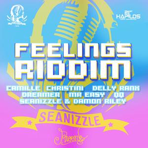 Feelings Riddim Albumcover