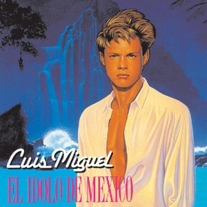 El Idolo De Mexico Albumcover
