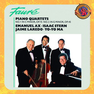 Isaac Stern, Jaime Laredo, Yo-Yo Ma, Emanuel Ax