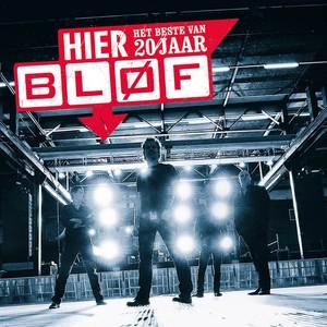Hier - Het Beste Van 20 Jaar BLØF Albumcover